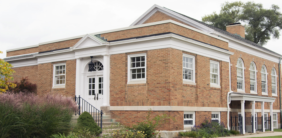 Cromaine Library Closed for Renovations August 5 – August 20, 2019
