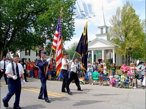 Hartland Memorial Day 2019 Parade Applications Now Available