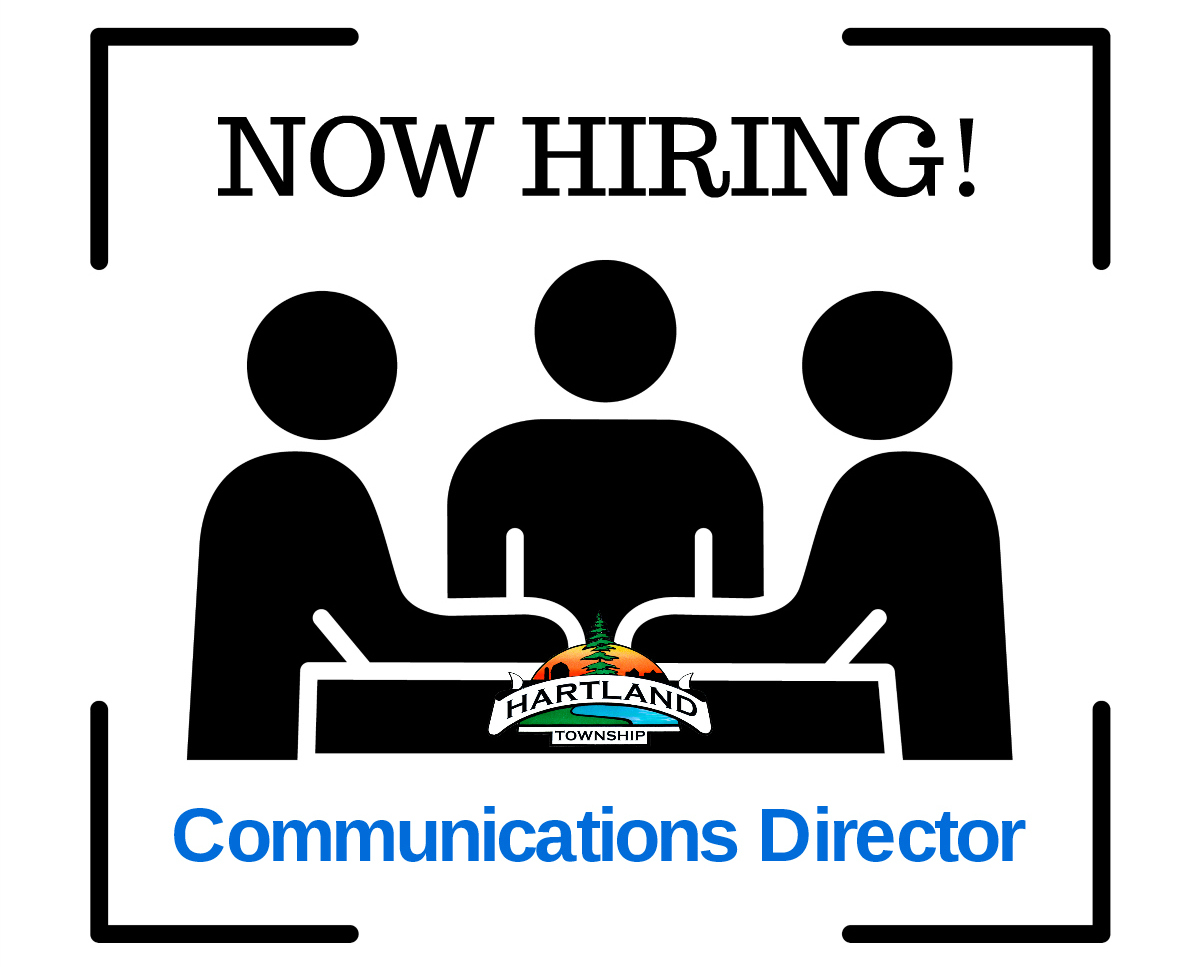 Hartland Township Now Hiring Communications Director