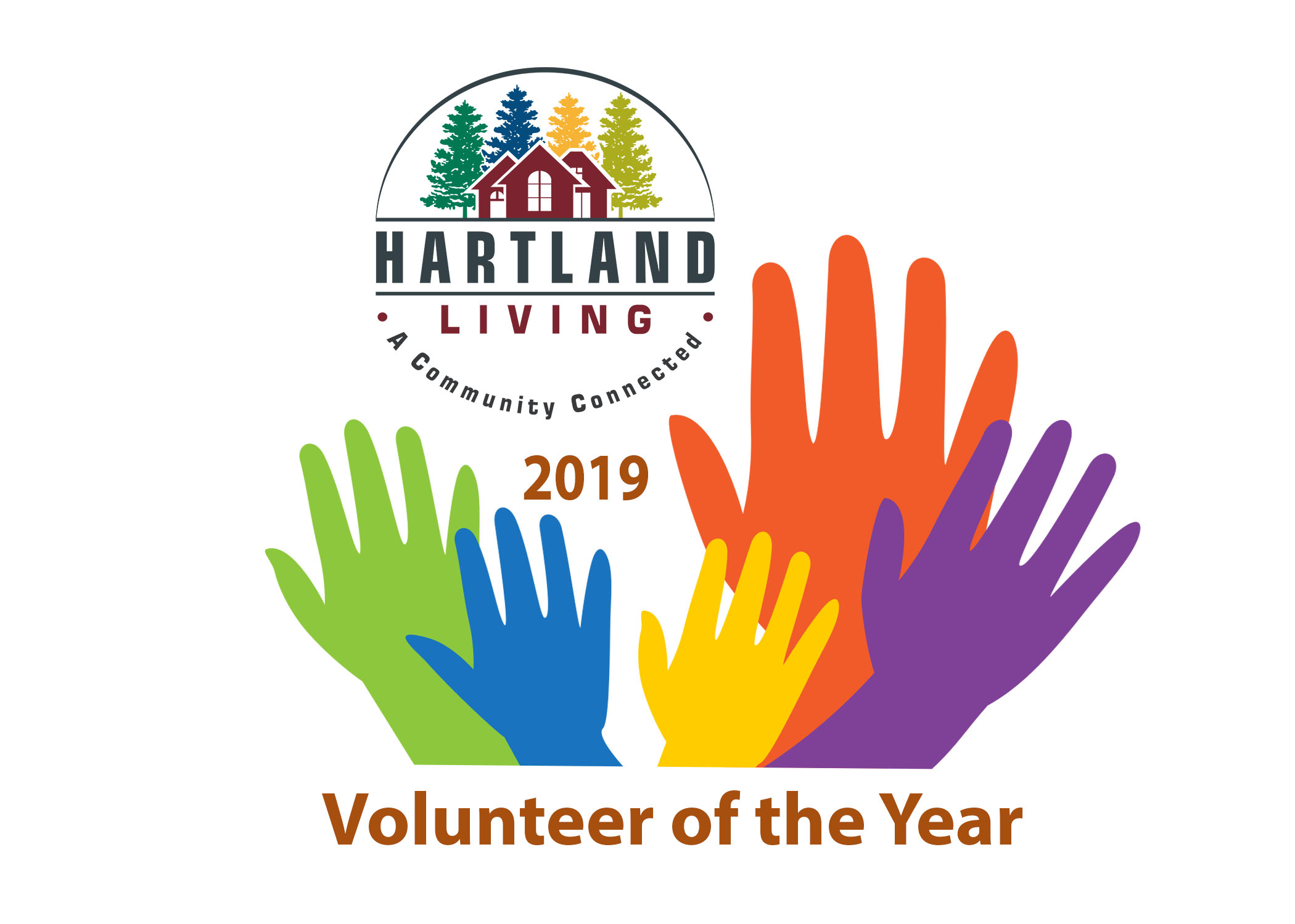 Hartland Living is Seeking Votes for 2019 Volunteer of the Year