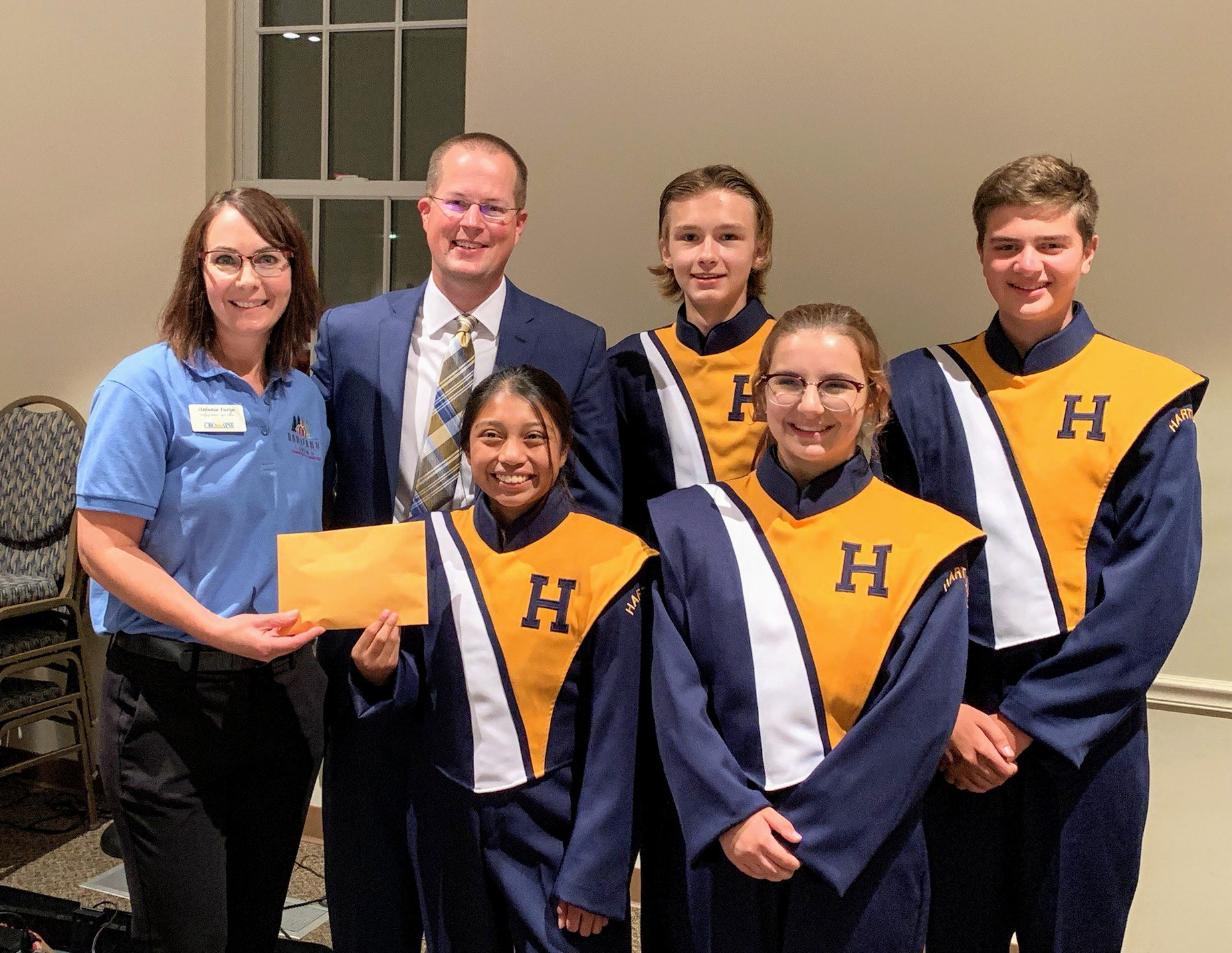 Hartland High School Marching Eagles Win Latest Hartland SOUP