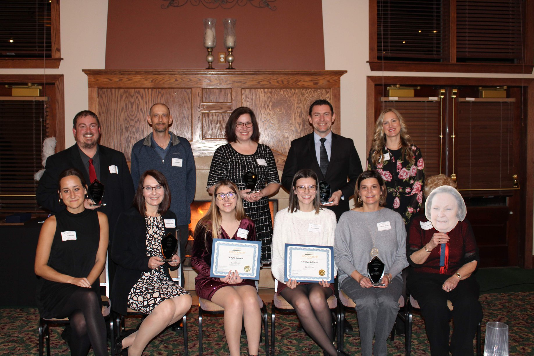 Hartland Chamber Honors Members at Annual Awards Dinner