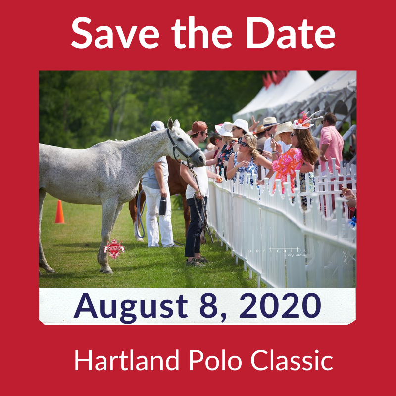 Hartland Chambers Wants You to Save the Date for the 4th Annual Polo Classic