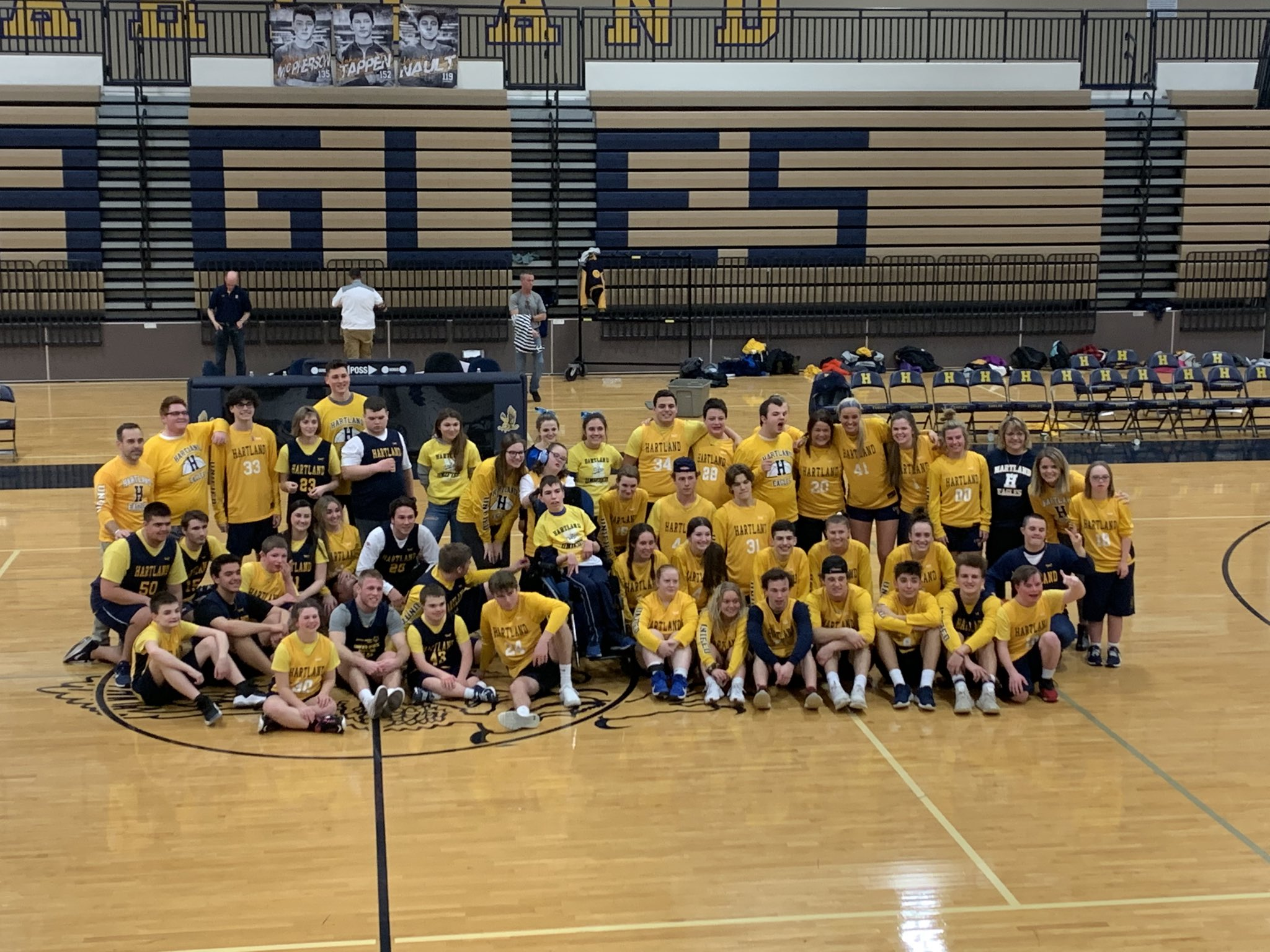 Hartland High School Named A National Banner Unified Champion Schools
