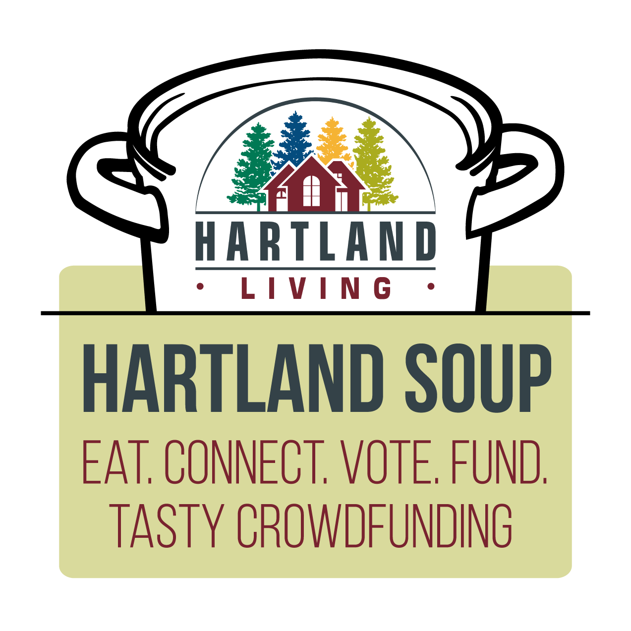 Hartland SOUP holding a Special Outdoor Version